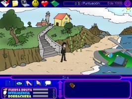 Screenshot 1 of James Peris 2 Demo