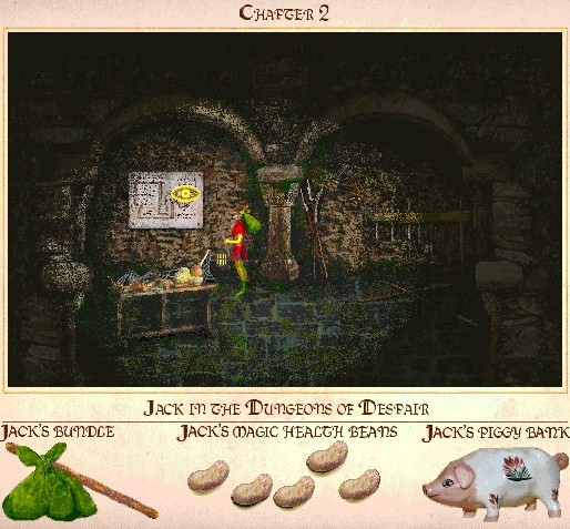 Screenshot of Once Upon A Time